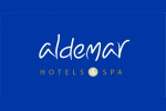 logo aldemar blue